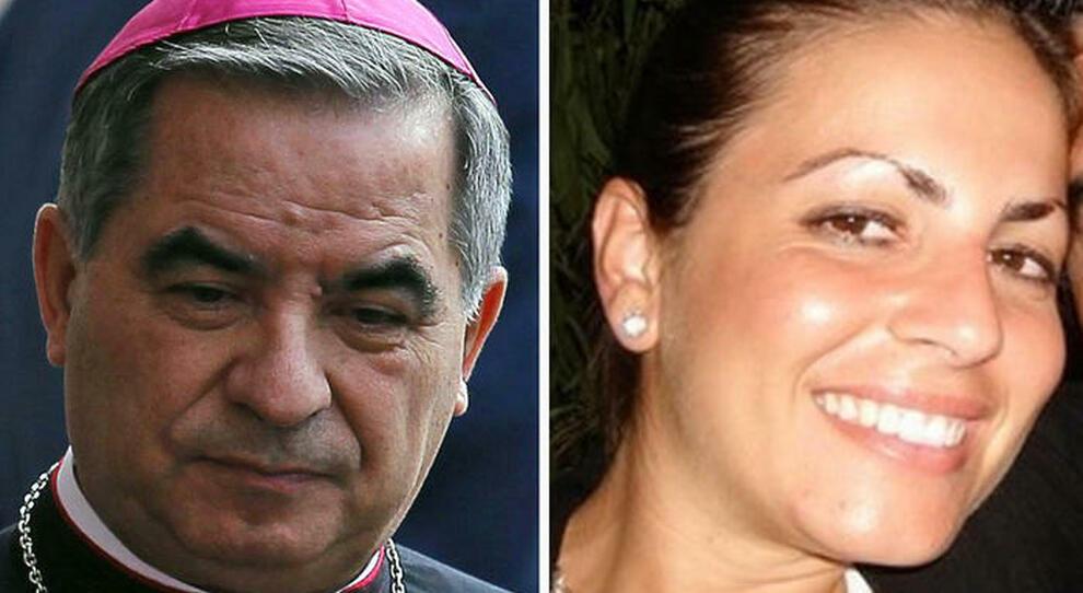 Becciu, bonifici per un milione alla dama del cardinale