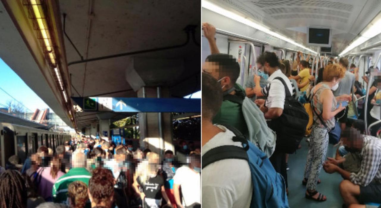 Roma-Lido, treni guasti e corse cancellate: i viaggi infernali sulla linea