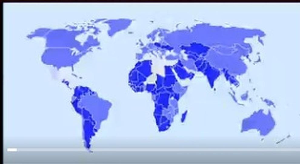 Aeroporti In Sicilia Cartina.Coronavirus Vacanze E Viaggi La Mappa Interattiva Con Le Restrizioni Riapre Malpensa 1 E Ciampino