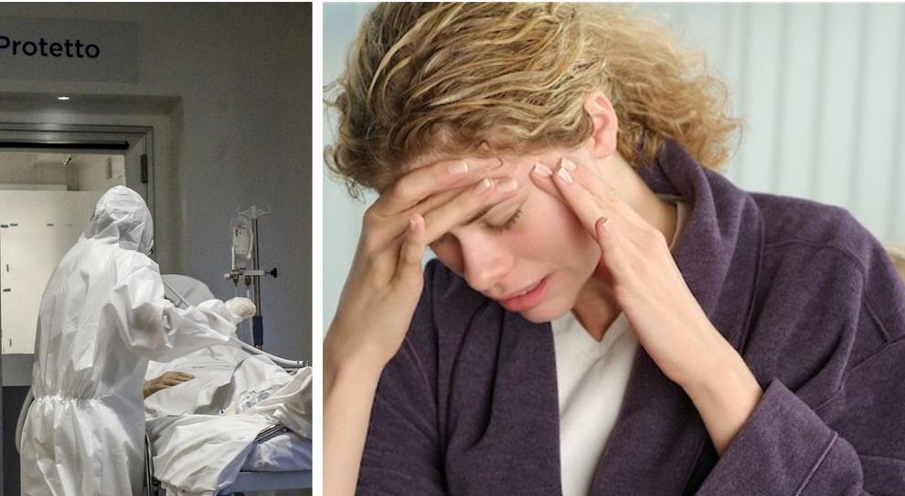Covid, «mal di testa, mente annebbiata, occhi rossi e fatica»: ecco i quattro sintomi spia dei positivi
