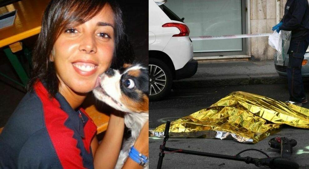 Mamma in monopattino travolta e uccisa da un tir a Genova dopo aver lasciato la figlia a scuola
