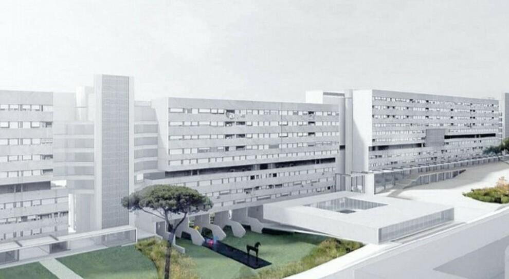 Roma, la rinascita di Corviale: «Ecco il cantiere green». Ricostruiti 102 appartamenti