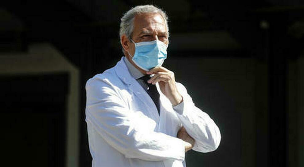 Covid, «aperture ma serve cautela»: l'intervista a Francesco Vaia, direttore sanitario dell'Istituto Spallanzani