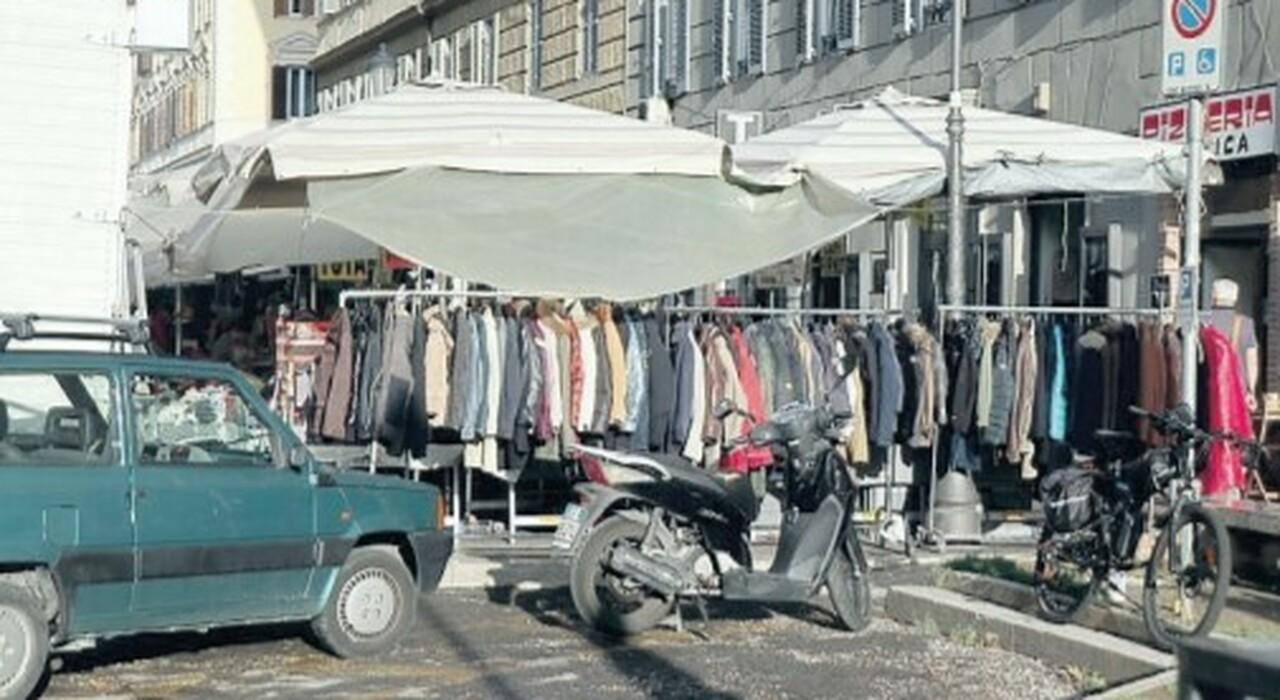 Roma, via le bancarelle di Prati: pronto il trasferimento