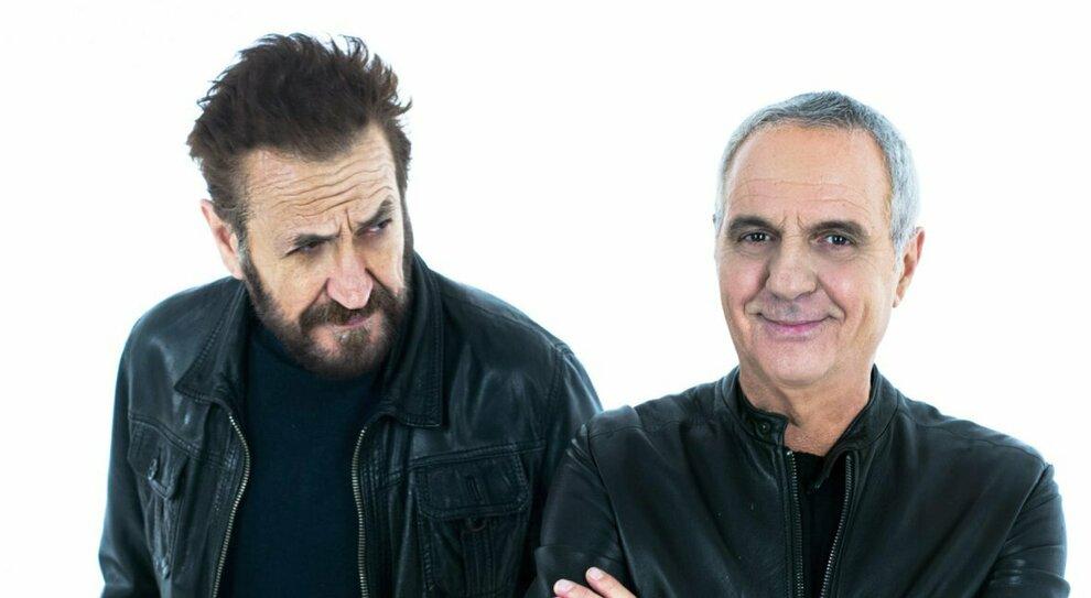 Giallini e Panariello su Rai3 con Lui è peggio di me : «Lo show secondo noi, senza politici né virus»