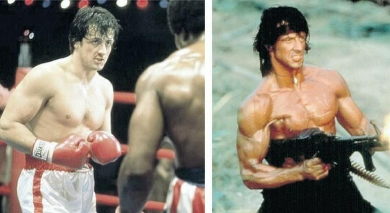 Stallone compie 75 anni: Rocky, Rambo e i volti dello Sly italiano