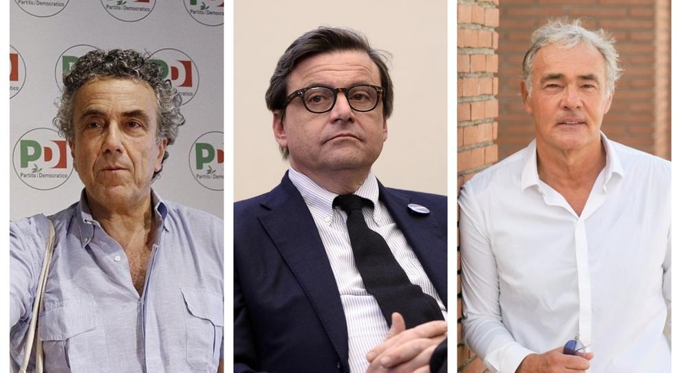 Candidato sindaco a Roma, Giletti: io tentato. Nel Pd si fa strada Barca