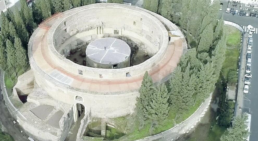 Roma, a marzo (dopo 80 anni) riapre il Mausoleo di Augusto: così risorge il sepolcro della città imperiale