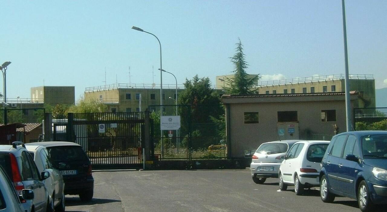 Il carcere di Frosinone