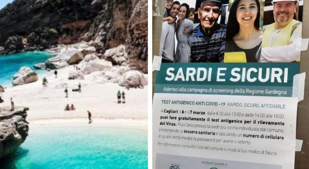 Lockdown addio, «voli e viaggi in treno solo Covid free»: così Sicilia e Sardegna preparano l estate