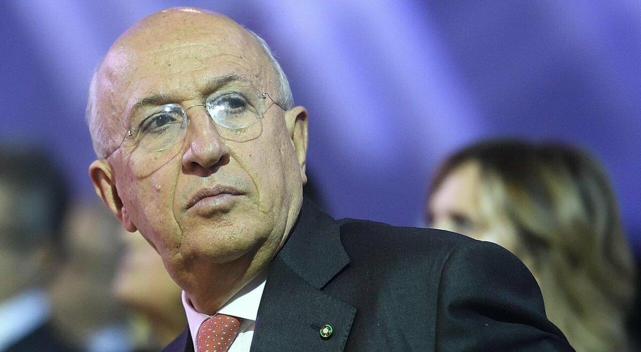 Patuelli: «Fondi al Centro e a Roma come fu per le Olimpiadi»