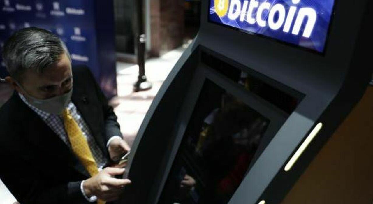 Cinque bancomat bitcoin in Italia: