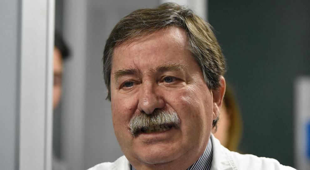 L'ematologo Giuseppe Cimino