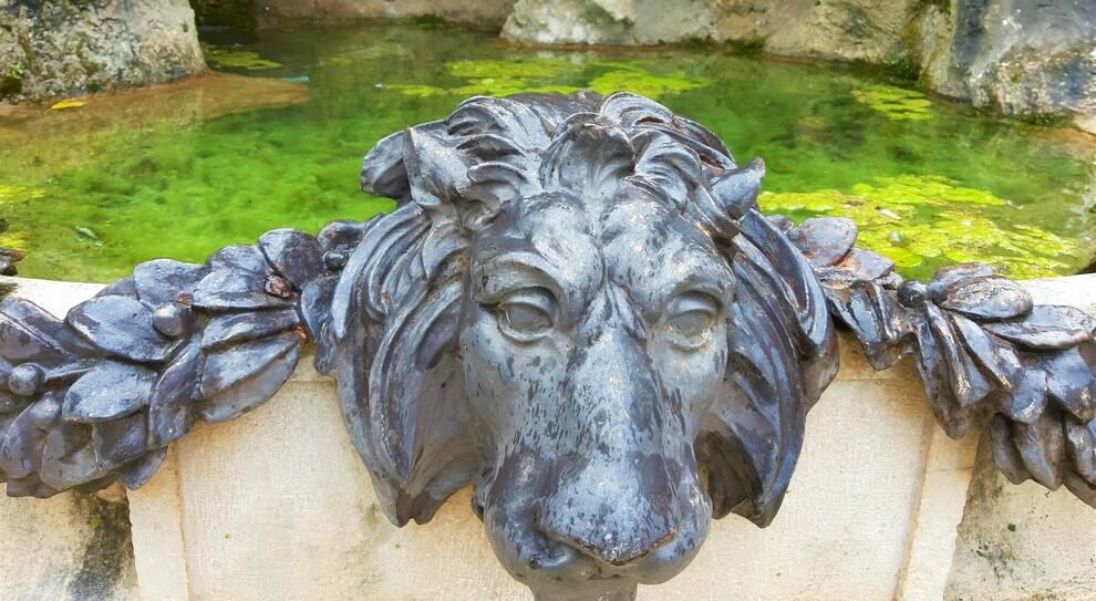 Gorga fontana della Pastorella