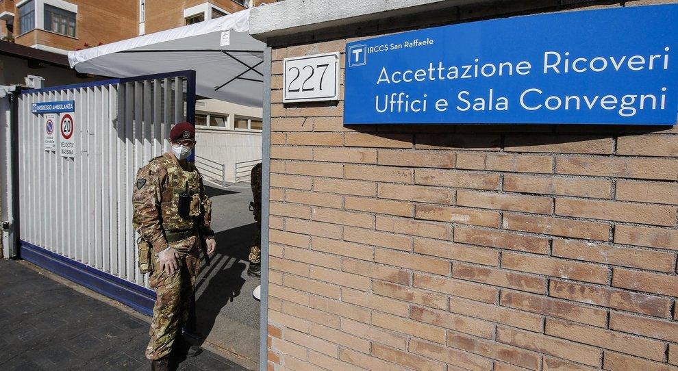 Roma, focolaio San Raffaele a quota 37 positivi: caccia al paziente uno