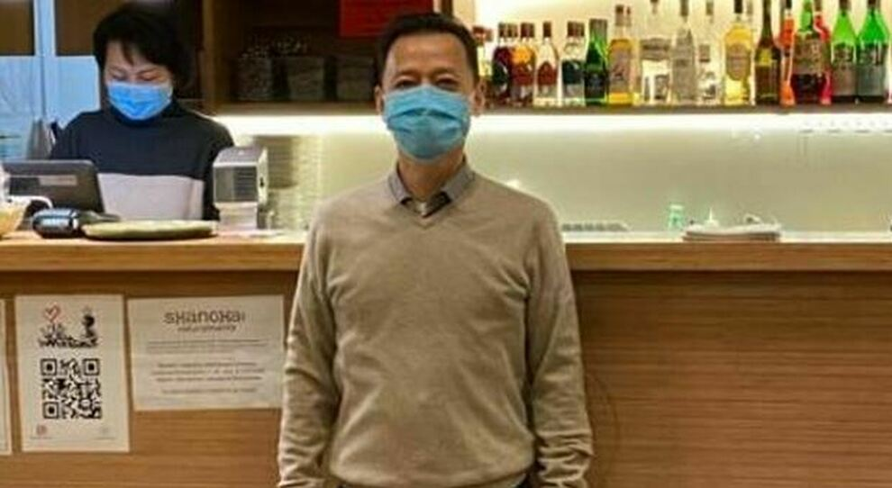 Padova, il titolare del ristorante cinese: «Vaccinato in Cina, lì ora il virus non esiste più»