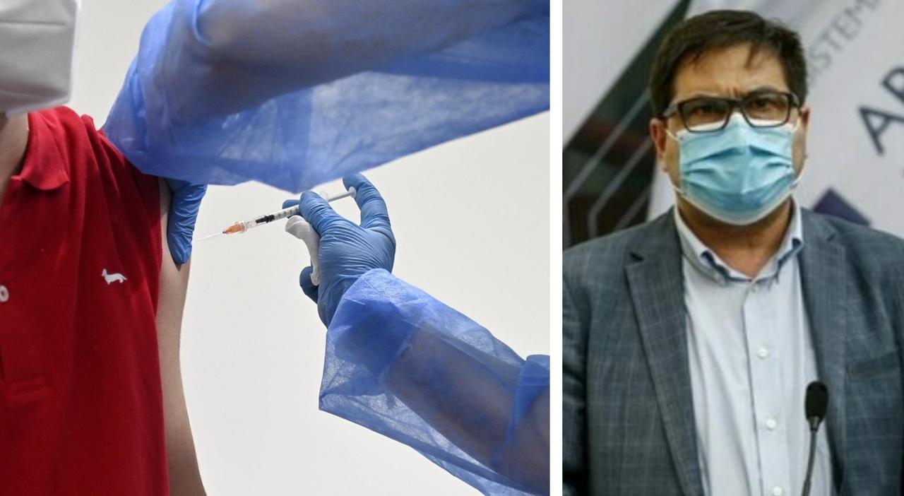 Immunità di gregge a rischio nel Lazio. D'Amato: «Servono 360mila dosi Pfizer»