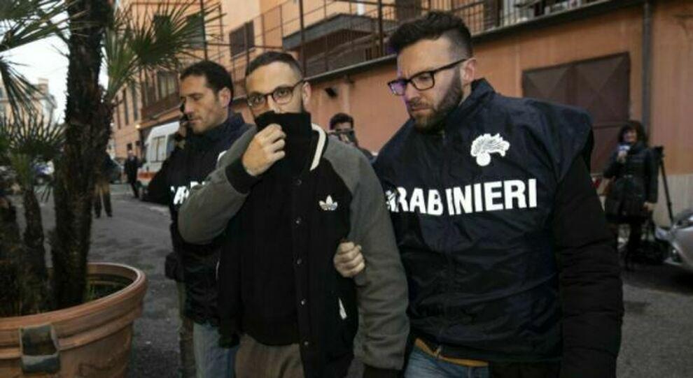 Roma, omicidio Luca Sacchi, Giovanni Princi evade dai domiciliari: arrestato