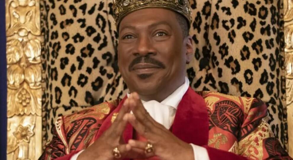 Eddie Murphy, torna il re nero della risata: «Oggi serve leggerezza, ora il principe cerca un figlio»