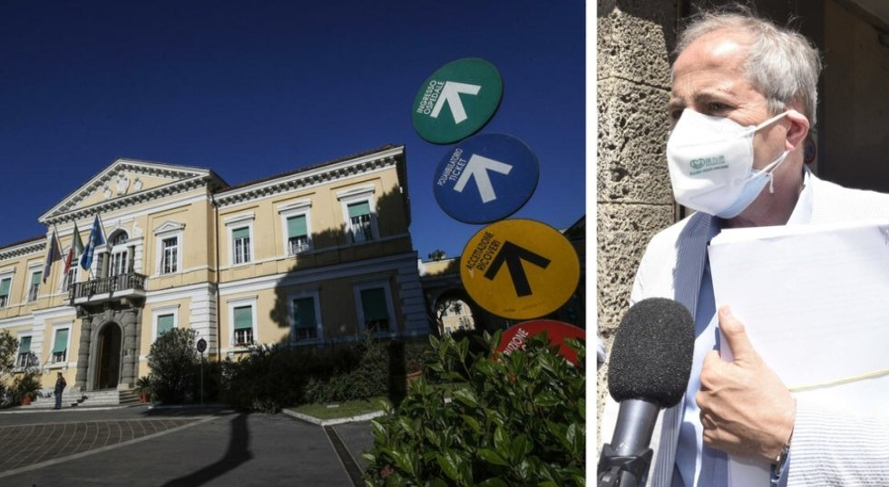 Covid, lo Spallanzani vuole Crisanti: ma il docente critica i test rapidi e la trattativa si ferma