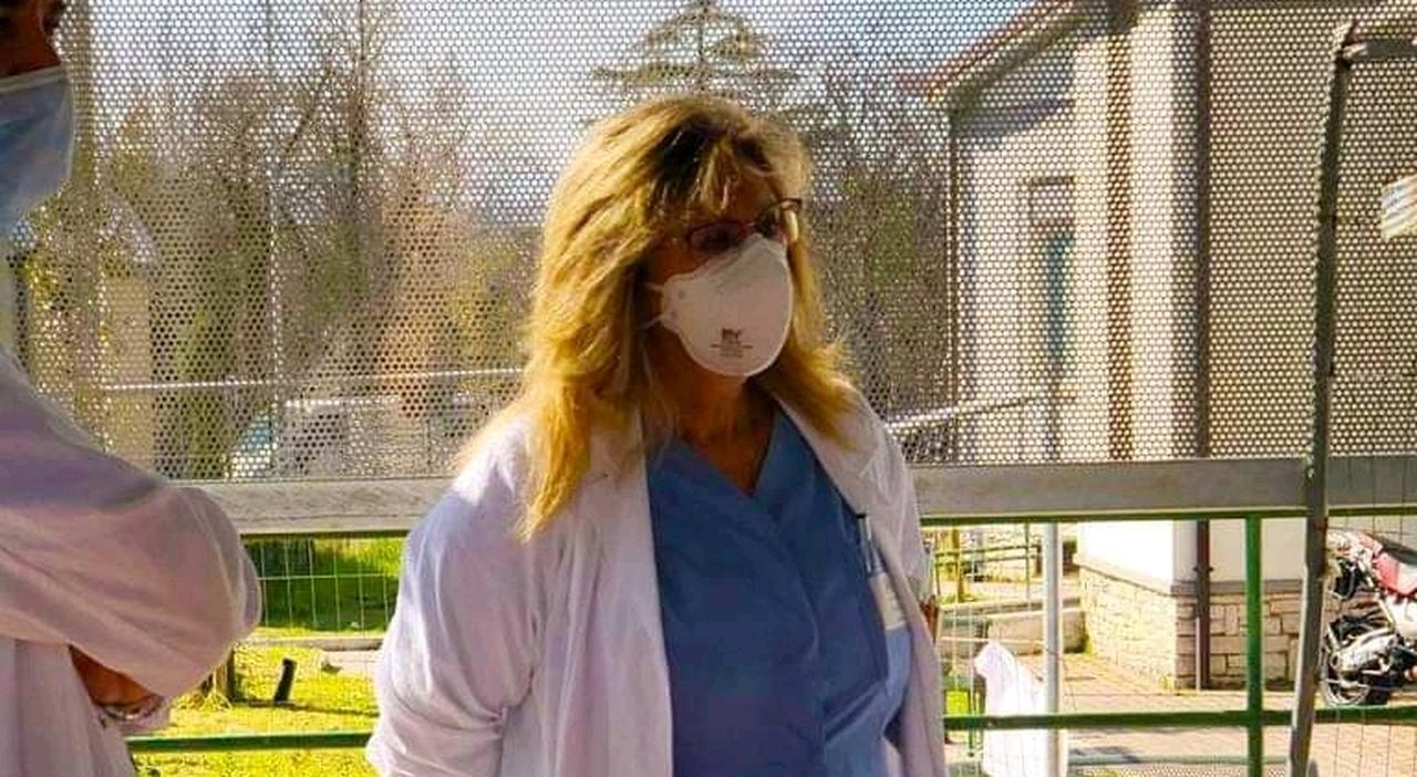 Cinzia Di Giuli, infettivologa