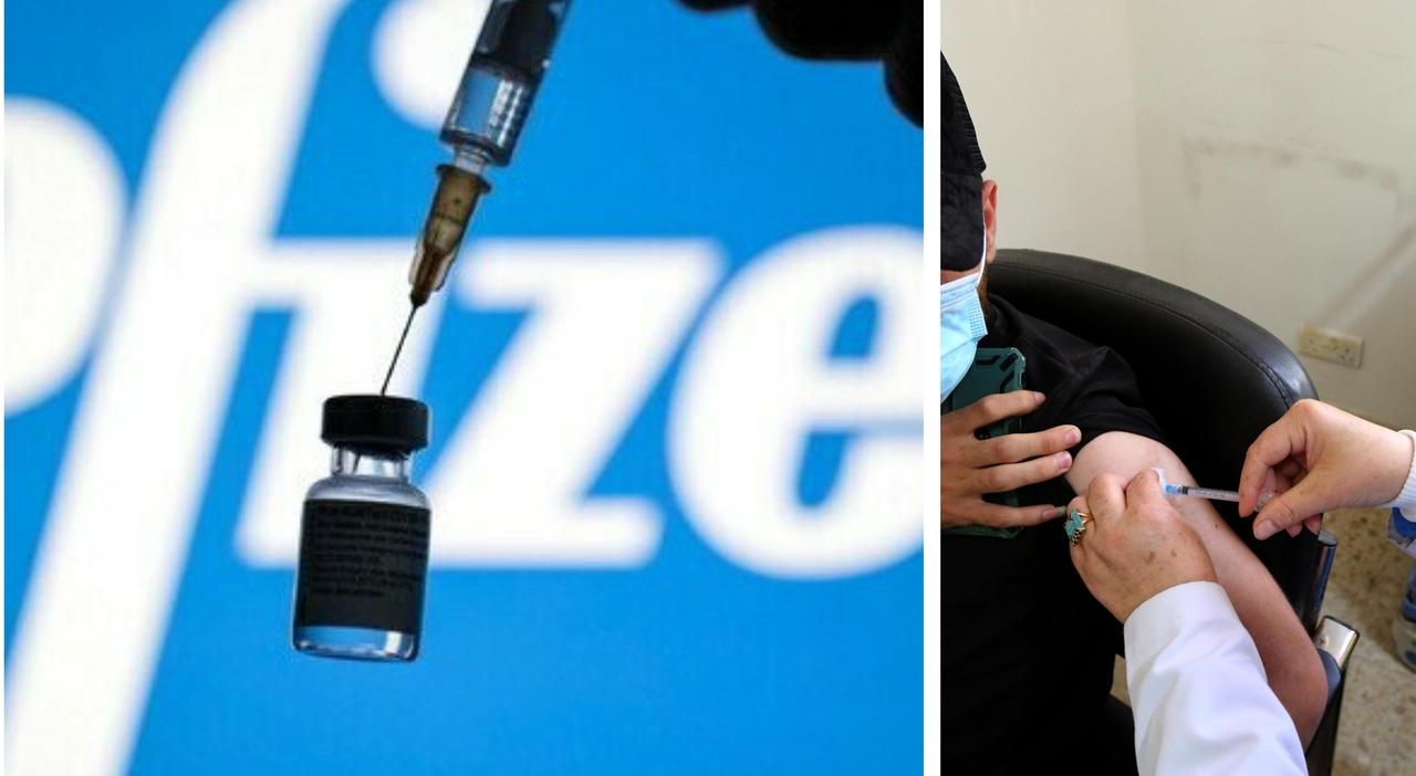 Variante Delta, il vaccino Pfizer funziona meno: in Israele l'efficacia cala del 30%, contagiati anche i vaccinati