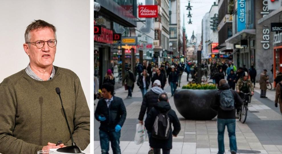 Svezia senza lockdown e con misure volontarie: «Nel 2020 il tasso di mortalità più basso in Europa»
