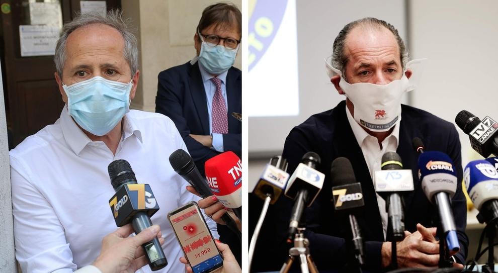 Virus Veneto, il virologo Crisanti verso l'addio: «Zaia si affida a chi dice che il virus è morto»