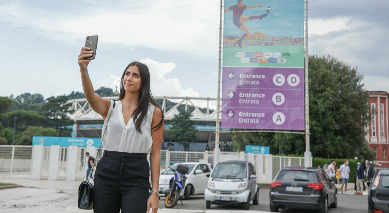 Turchia-Italia, Olimpico aperto con festa e prove di normalità