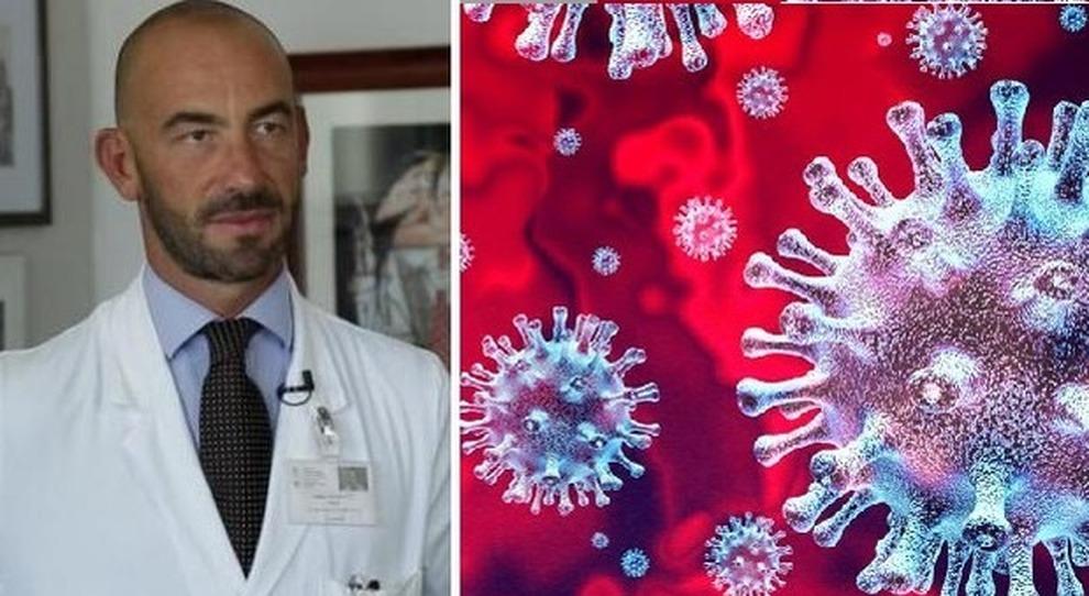 Covid-19, Bassetti: «Il virus è più debole, i catastrofisti negano l'evidenza dei fatti»