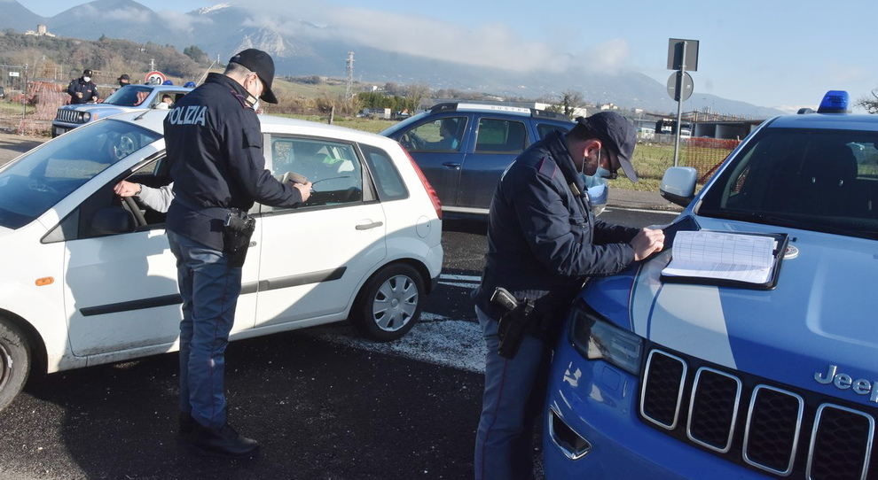 Nuovo Dpcm, Italia più arancione: stretta anche per il Lazio. Confini regionali chiusi fino a fine febbraio