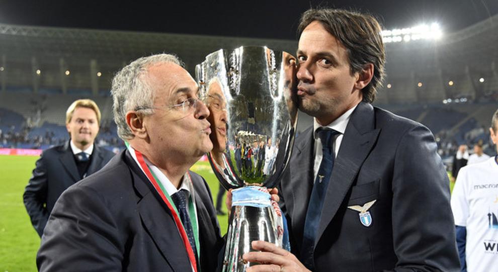 Lazio, Simone Inzaghi confermato fino al 2024: Lotito spenderà 2,2 milioni  a stagione