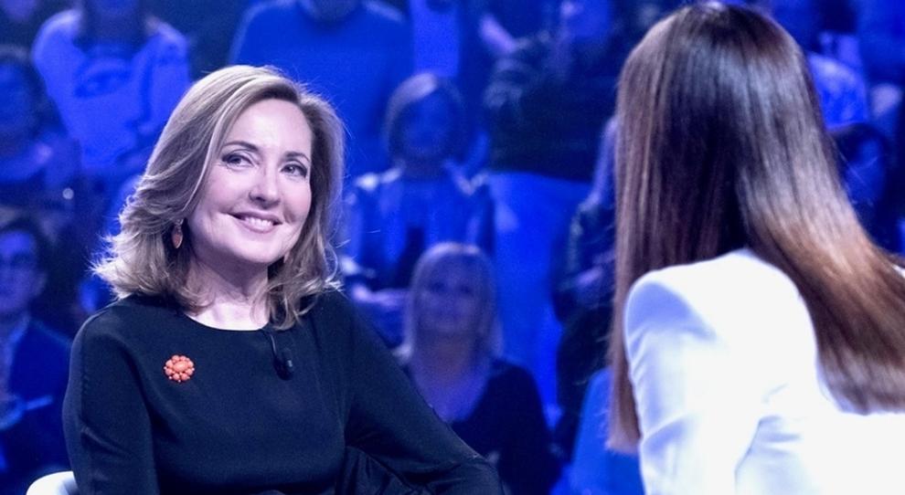 Barbara Palombelli A Verissimo Francesco Arrabbiato Con Me Per Serena Non La Voleva Al Gf