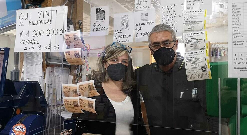 Teramo, il milione vinto nella tabaccheria che combatte le ludopatie
