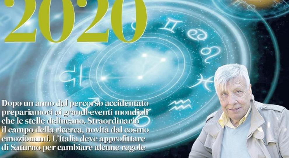 Branko, Oroscopo 2020: con Venere in Gemelli sarà la primavera della rinascita