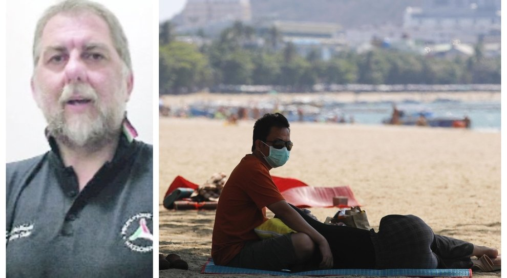Covid e vacanze, Ciciliano (Cts): «Sarà una estate migliore, ma tutti con mascherina»