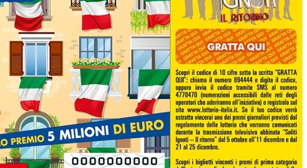 Lotteria Italia 2021, i biglietti vincenti di seconda categoria