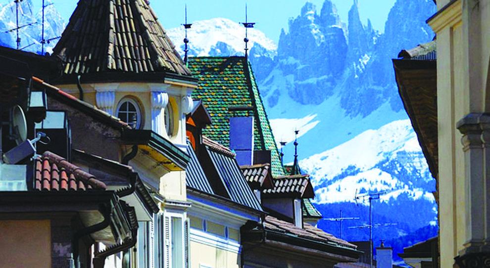 Un'immagine di Bolzano