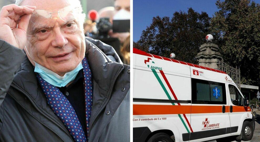 Galli smentito dal suo ospedale: «Non è vero che abbiamo terapie invase da variante inglese»
