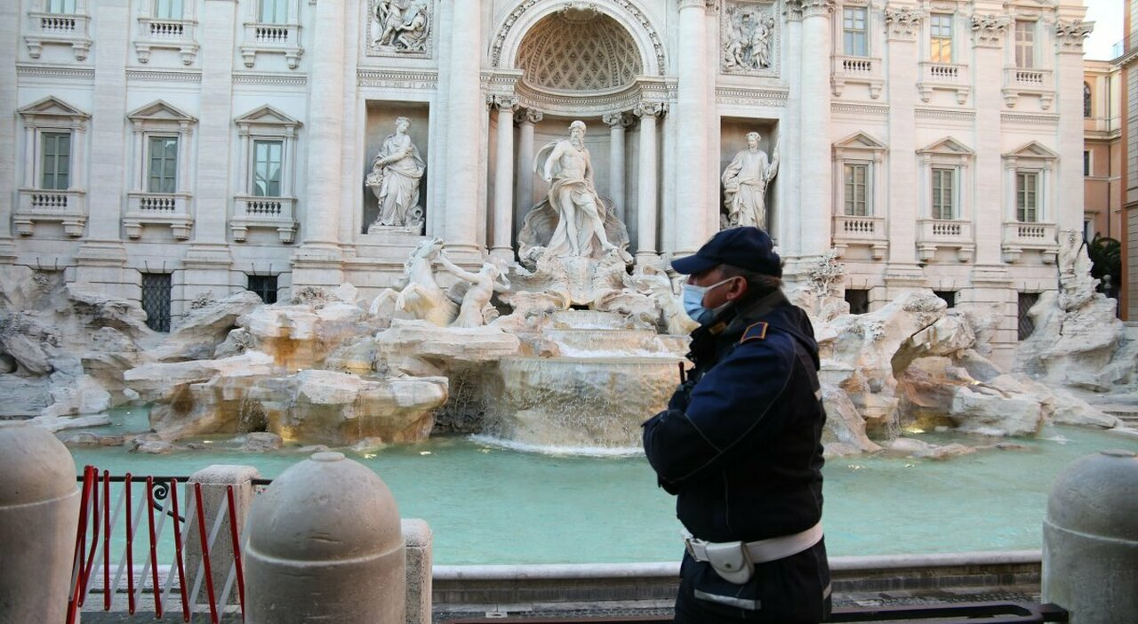 Roma, vigili No vax in ferie: 400 ancora senza pass