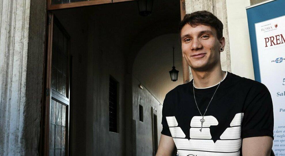 Manuel Bortuzzo: «In tv la mia seconda vita, voglio il Grande Fratello per mostrare come vive un disabile»