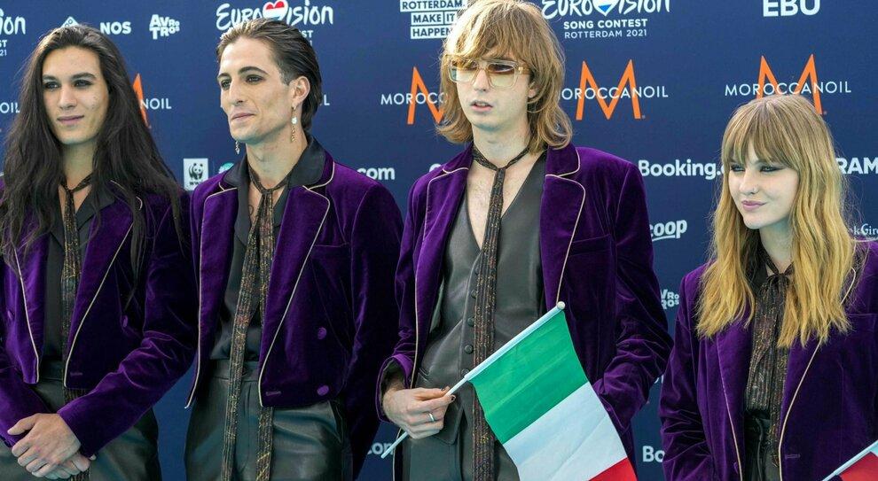 Maneskin all'Eurovision, stasera la finale: «Facciamo come l'Italia a Berlino nel 2006»