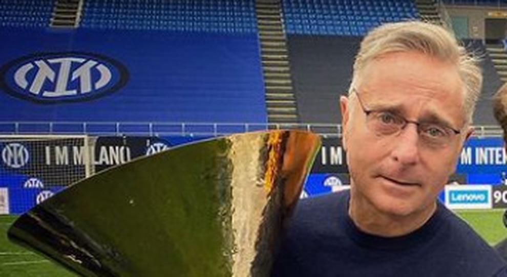 Burgnich morto, Bonolis: «Tarcisio, se vedi papà digli che la nostra Inter ha vinto un'altra volta»