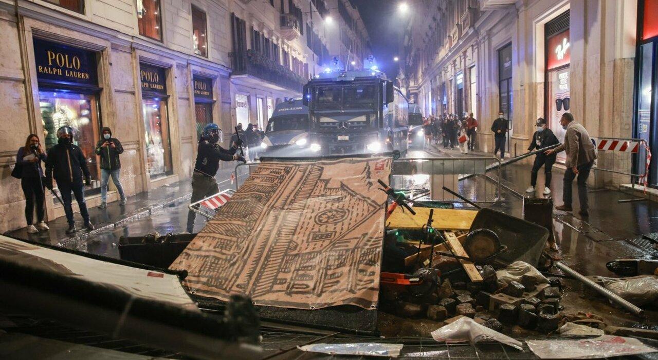 Roma, scatta l allarme per i violenti: il G20 sarà blindato con 500 militari