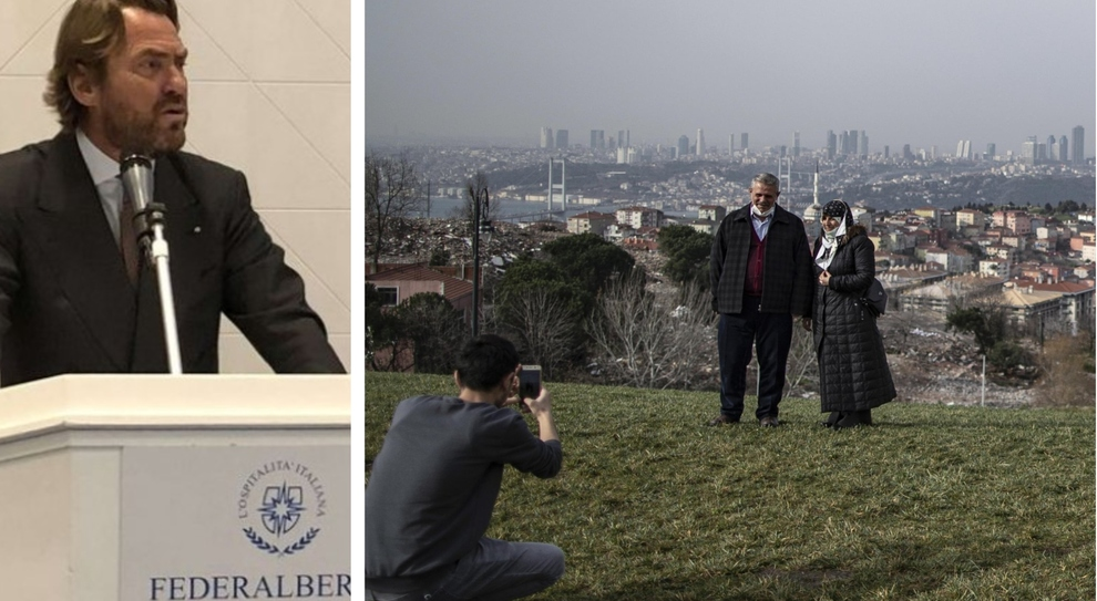 Turismo, crisi nera. Il presidente Bocca: «Gli hotel costano tanto anche se sono chiusi, così pagano i dipendenti»