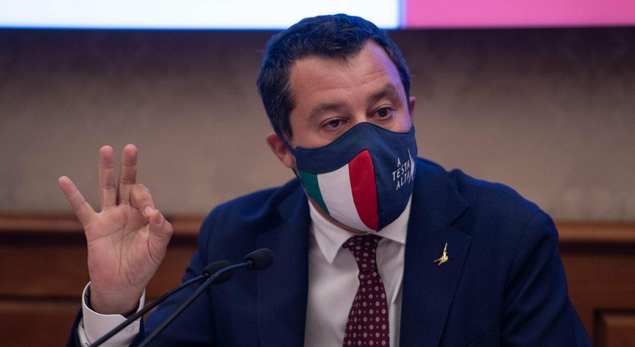 Centrodestra, Salvini: «Subito la federazione non si può più aspettare»