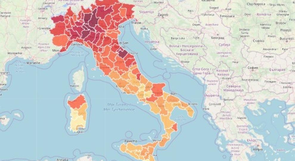 Coronavirus, il Sud Italia protetto da uno «scudo genetico». La nuova tesi degli immunologi