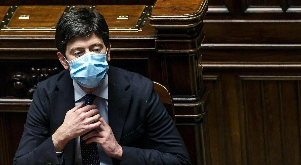 Roberto Speranza può perdere il ministero: Draghi insegue la discontinuità