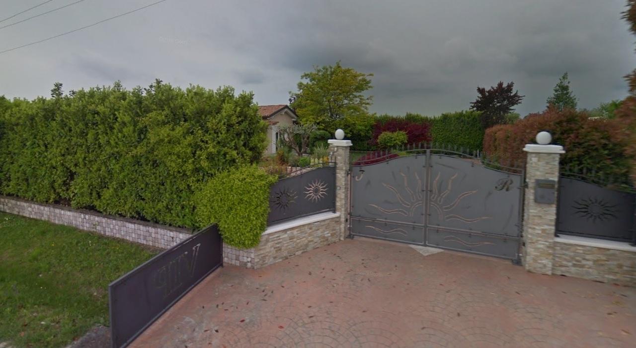 La villa sequestrata di Roberto Braidic