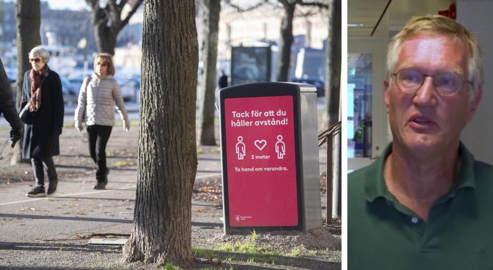 Covid, la Svezia anti-lockdown ammette: «Immunità di gregge fallita, siamo in piena pandemia»